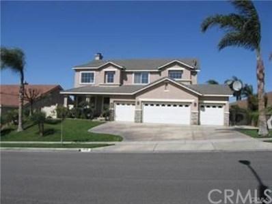 1115 Via Blairo, Corona, CA 92879 - MLS#: TR17258138