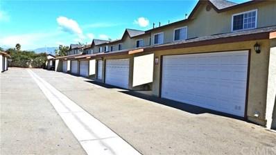 1573 S Reservoir Street UNIT D, Pomona, CA 91766 - MLS#: TR17259175