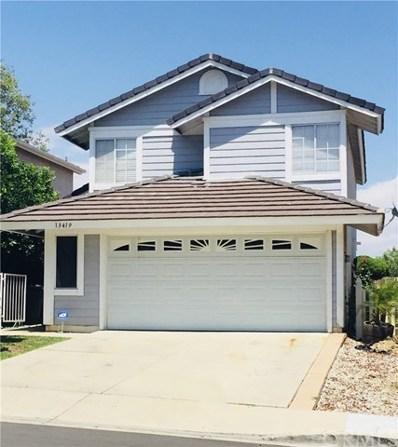 13419 Melody, Chino Hills, CA 91709 - MLS#: TR17261547