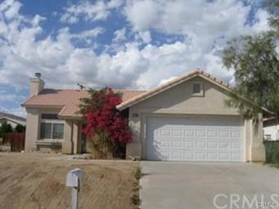 66170 Santa Rosa Road, Desert Hot Springs, CA 92240 - MLS#: TR17261712