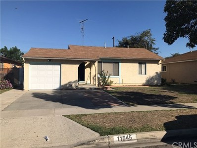 11545 Potter Street, Norwalk, CA 90650 - MLS#: TR17264930