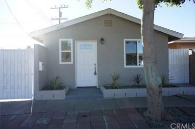 616 W Pomona Street, Santa Ana, CA 92707 - MLS#: TR17272100