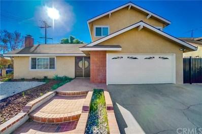19184 Galatina Street, Rowland Heights, CA 91748 - MLS#: TR17277923