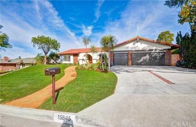 15845 Dodrill Drive, Hacienda Hts, CA 91745 - MLS#: TR17278701