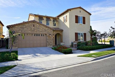 2448 E Roughneck Place, Brea, CA 92821 - MLS#: TR17279518