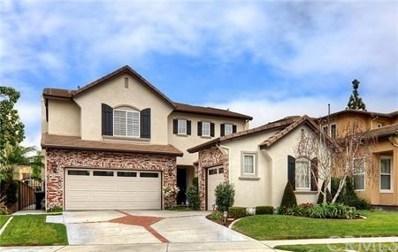 2937 Cardamon Lane, Fullerton, CA 92835 - MLS#: TR17279820