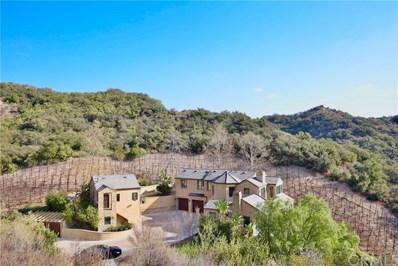 20031 Summit Trail Road, Trabuco Canyon, CA 92679 - MLS#: TR17280302