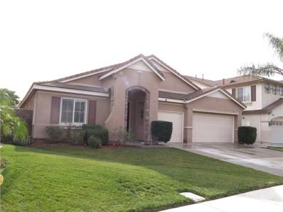 13675 Heatherwood Drive, Eastvale, CA 92880 - MLS#: TR18004552