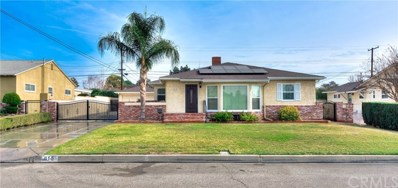 818 N Foxdale Avenue, West Covina, CA 91790 - MLS#: TR18006047