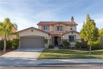 35573 Hawkeye Street, Murrieta, CA 92563 - MLS#: TR18007277