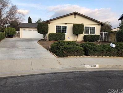 19431 Baelen Street, Rowland Heights, CA 91748 - MLS#: TR18007470