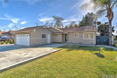633 Hennipen Street, Pomona, CA 91768 - MLS#: TR18007748