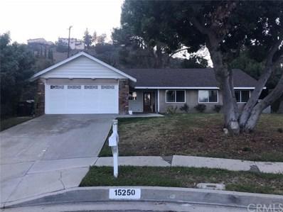 15250 La Belle Street, Hacienda Hts, CA 91745 - MLS#: TR18008041