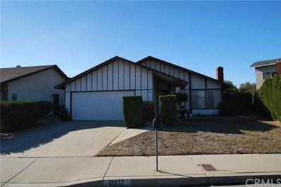 18617 Trot Avenue, Rowland Heights, CA 91748 - MLS#: TR18008852
