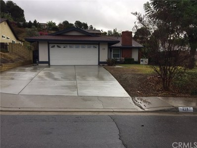 238 Maryville Drive, Walnut, CA 91789 - MLS#: TR18009086