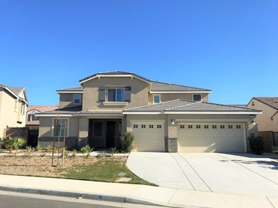 7921 Swiftwater Court, Eastvale, CA 92880 - MLS#: TR18012323