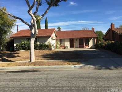 2232 Paso Real Avenue, Rowland Heights, CA 91748 - MLS#: TR18012875