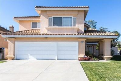 16326 Cadmium Court, Chino Hills, CA 91709 - MLS#: TR18020968