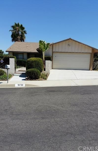 19729 Sand Spring Drive, Rowland Heights, CA 91748 - MLS#: TR18021868
