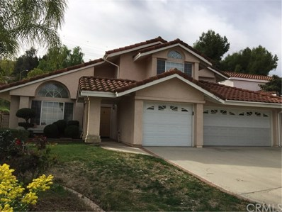 17968 Scarecrow Place, Rowland Heights, CA 91748 - MLS#: TR18026743
