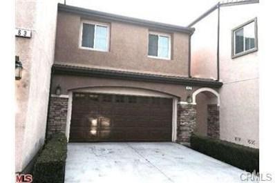 8692 9th Street UNIT 62, Rancho Cucamonga, CA 91730 - MLS#: TR18028242
