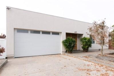 419 N Brighton Street, Burbank, CA 91506 - MLS#: TR18029654