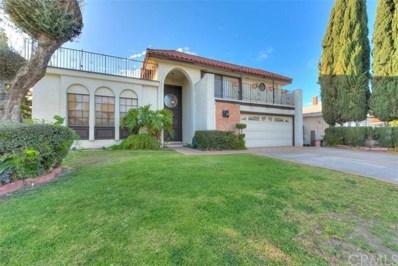 1021 N Baxter Street, Anaheim, CA 92805 - MLS#: TR18031089