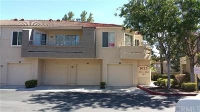 1035 Vista Del Cerro Drive UNIT 204, Corona, CA 92879 - MLS#: TR18032793