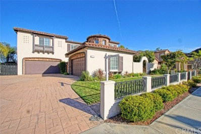 8225 E Bailey Way, Anaheim Hills, CA 92808 - MLS#: TR18036412