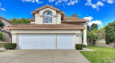 1916 Rancho Hills Drive, Chino Hills, CA 91709 - MLS#: TR18037501
