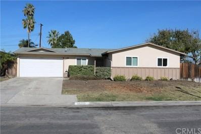 18239 Mescalero Street, Rowland Heights, CA 91748 - MLS#: TR18043977