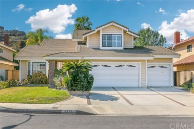 2277 Jeslew Court, Hacienda Heights, CA 91745 - MLS#: TR18046289
