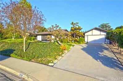 2236 N La Paz Drive, Claremont, CA 91711 - MLS#: TR18049203