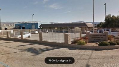 17671 Eucalyptus Street, Hesperia, CA 92345 - MLS#: TR18053396