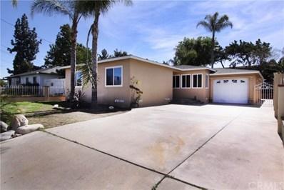 1616 Laurel Avenue, Pomona, CA 91768 - MLS#: TR18054017