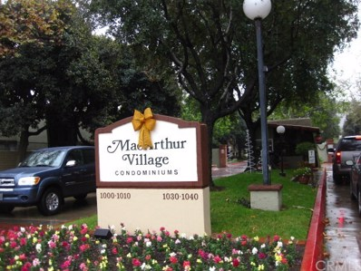 1000 W Macarthur Boulevard UNIT 130, Santa Ana, CA 92707 - MLS#: TR18056981