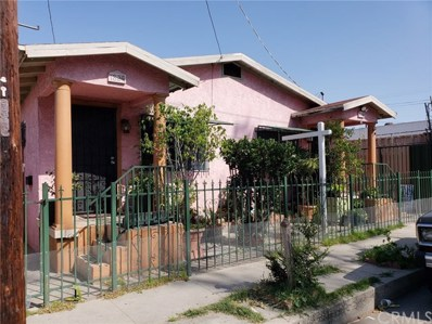 1824 N Walton Avenue, Los Angeles, CA 90006 - MLS#: TR18057513
