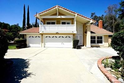 1567 Deerfoot Drive, Diamond Bar, CA 91765 - MLS#: TR18062433
