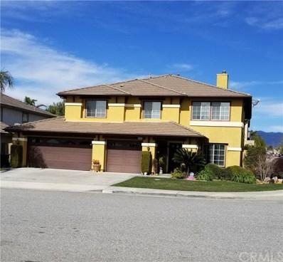 5955 Grizzly Way, Fontana, CA 92336 - MLS#: TR18063683