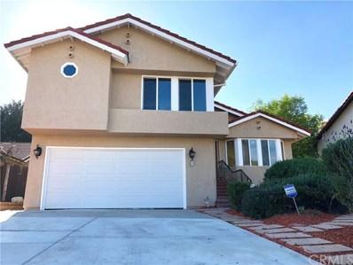 5 Rainbow Ridge Road, Phillips Ranch, CA 91766 - MLS#: TR18064225