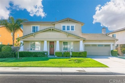 7346 Citrus Valley Avenue, Eastvale, CA 92880 - MLS#: TR18065314