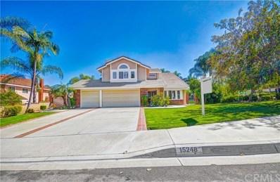 15248 Los Altos Drive, Hacienda Heights, CA 91745 - MLS#: TR18065830