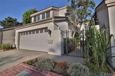 7 Redwood Tree Lane, Irvine, CA 92612 - MLS#: TR18065930