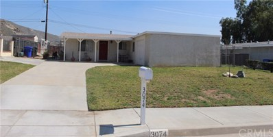 3074 Apple Avenue, Jurupa Valley, CA 92509 - MLS#: TR18070233