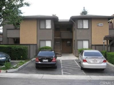 1341 Massachusetts Avenue UNIT 201, Riverside, CA 92507 - MLS#: TR18072677