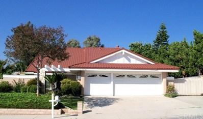 1320 Honeyhill Drive, Walnut, CA 91789 - MLS#: TR18073716