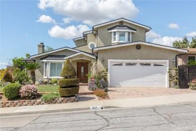 801 Malone Drive, Montebello, CA 90640 - MLS#: TR18076891