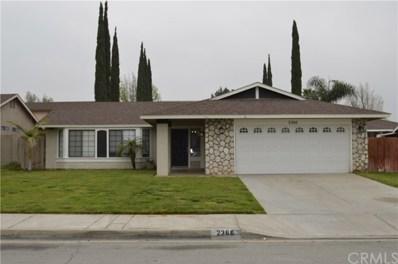 2366 Isabella Drive, Colton, CA 92376 - MLS#: TR18079297