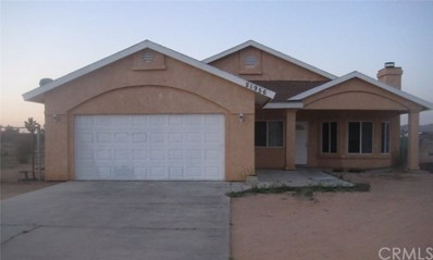 21956 Sioux Road, Apple Valley, CA 92308 - MLS#: TR18081632