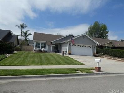 2848 S Parkside Avenue, Ontario, CA 91761 - MLS#: TR18081698